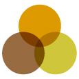 farvekombination jordfarver